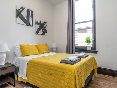 Photo for Spring Garden Private Studio - Free Parking Free Laundry