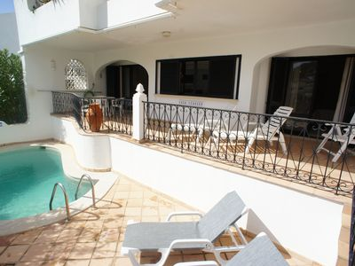 Photo for Spacious 2 Bed Apartment With Pool,Next To Vale Lobo Tennis Academy