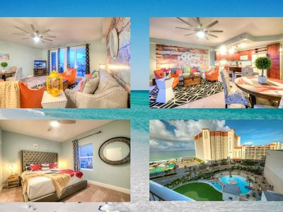 Photo for Amazing Style In Laketown Wharf! 1 BD, 2 BA by ZIA!  Amenities and Location!