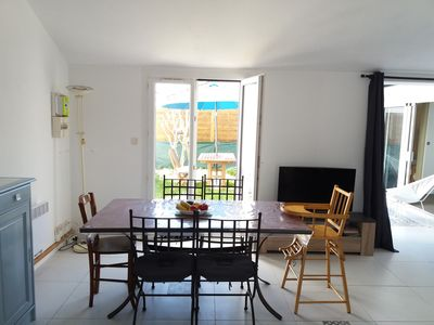 Photo for HOUSE THAT COULD WELCOME 4/6 PERSONS - 250 M FROM THE BEACH