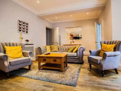 Photo for 2 Bedroom 2 bath Luxury Kensington Earls Court flat.