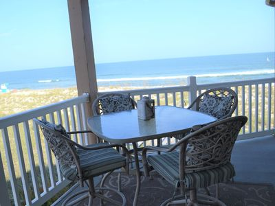 Photo for Oceanfront with Awesome Views from Every Room!