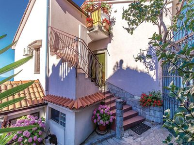 Photo for Two bedroom apartment with terrace and sea view Kastav, Opatija (A-13568-a)