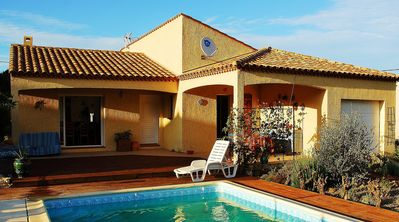 Photo for Villa With Private Pool In The Corbieres