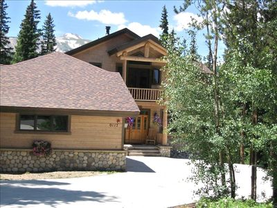 Photo for Spectacular Breck House - 1 Mile to Town - Hot Tub, and More
