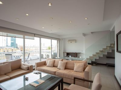 Photo for Dique Madero - Amazing 2 Bedroom in Puerto Madero