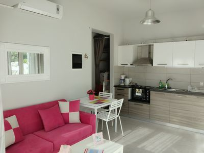 Photo for Stylish Housing Unit Close to Heraklion and beach