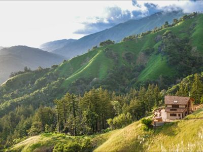 Photo for Big Sur Grand, 360 Degree Views, Looking Down on Post Ranch Inn and Ventana