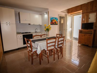 Photo for Aragonese apartment in Otranto with WiFi & integrated air conditioning.