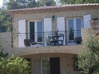 Photo for bed and breakfast 4 people prohe mer & Sainte Victoire