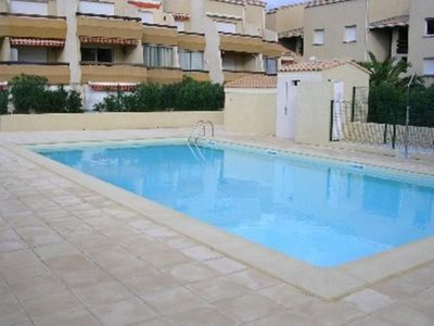 Photo for Apartment Marseillan-Plage, 2 rooms, 6 persons