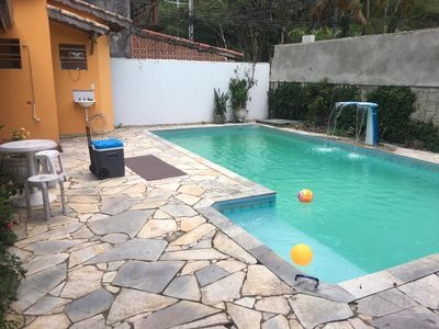 Photo for Casa de Praia com piscina