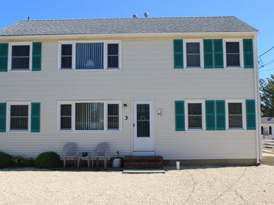 Photo for Ocean Side Duplex 1st Fl  June & September available