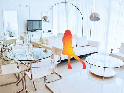 Photo for ***** 5-Star Amenities @ Luxury Icon Brickell @ Discount Rates!