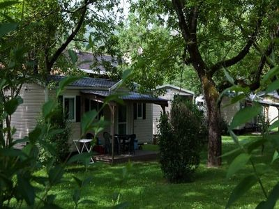 Photo for Camping Au Soleil d'Oc **** - Family Cottage 4 Rooms 6 People