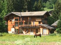 Perfectly equipped chalet in quiet location