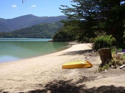 Photo for A Slice of Marlborough Sounds Paradise - Not available during the winter
