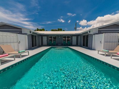 Photo for BTSVV'S CASA DOS PALMAS-6 BEDROOM WITH PRIVATE HEATED POOL