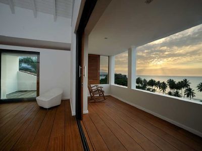 Photo for Master Bedroom Cacique Villa with sea view breakfast included, exceptional