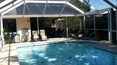 Photo for **Beautiful & Private **  3 Bed/2.5 Bath *SOLAR Heated Pool*Spa*Pool Table*