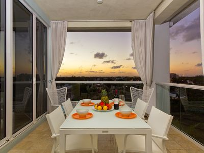 Photo for Modern and relaxing Penthouse TOP REVIEWS - 3 minute walk to beach