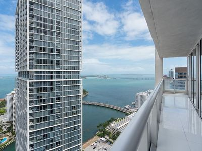 Photo for W&ICON Brickell 2 bedroom apartment