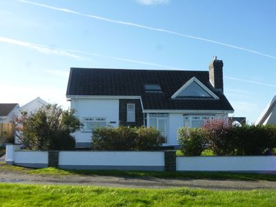 Photo for Spacious family home with sea views over the stunning Cardigan Bay sleeps 13