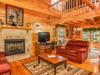 Baita in citt per 6 persone nel gatlinburg 859486 for Cabina di brezza autunnale gatlinburg