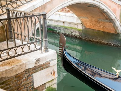 Photo for Venetian style apartment in the center