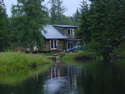 Photo for 3BR Cabin Vacation Rental in Mountain View, New York