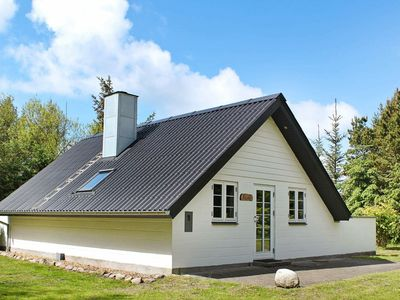 Photo for Quiet Holiday Home in Blavand Jutland with Lawn