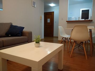 Photo for Large apartment in 11 and 60, comfortable and bright