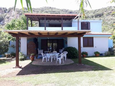 Photo for Holiday apartment Cardedu for 4 - 5 persons with 2 bedrooms - Holiday apartment in a two family hous