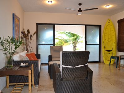 Photo for BEACH FRONT HOUSE IN SAN BRUNO, PROGRESO