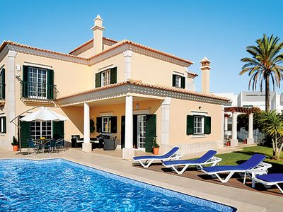 Photo for Modern, high quality villa w/entertainment area - ideal for families
