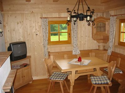 Photo for Cozy holiday home with a tiled stove