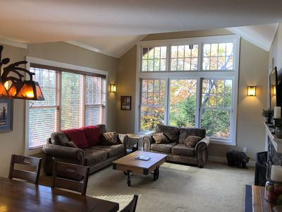 Photo for NEW to rental market - South Peak condo close to town and lifts