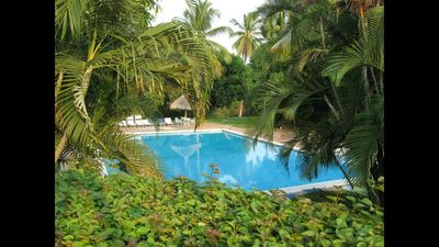 Photo for Peaceful First Floor Condo With Wonderful Pool And Beach Across The Street