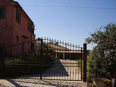 Photo for Casale single house in small village 15 km from the sea
