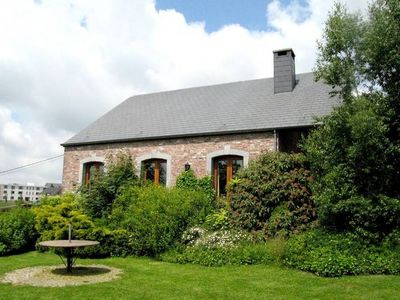 Photo for Ideal for family with professional kitchen, sauna, Turkish bath near Durbuy