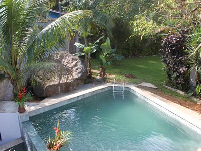 Photo for Beautiful house with pool and barbecue for you to have fun in Ubatuba
