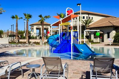 Oasis Clubhouse Water Park