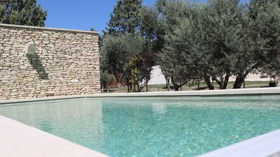Photo for Beautiful villa in Provence with authentic charm