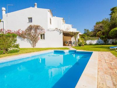 Photo for Modern 3 bedroom villa with private pool, WiFi and Air-con A12
