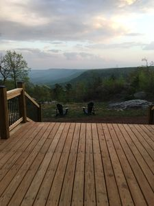 Photo for McLemore Lodge with breath-taking views!