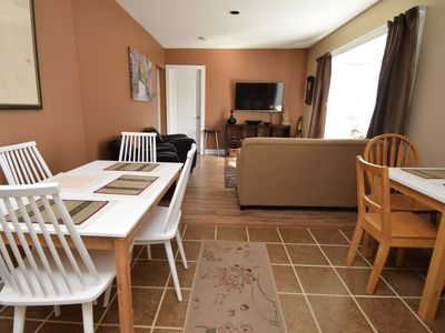 Photo for Cozy 4 Bedroom w/ Parking halfway to Downtown & Airport in Historic Toronto Neighbourhood.