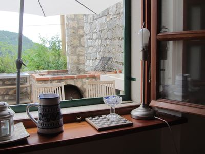 Photo for Traditional summer house no.2, NP Mljet