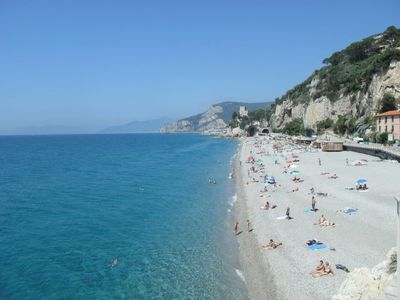 Photo for Apartment Villa Paradiso (FLG141) in Finale Ligure - 6 persons, 2 bedrooms