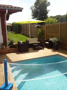 Photo for HOUSE OF CHARACTER 3 STARS HEATED SWIMMING POOL & GARDEN WITHOUT SCREW EXPO SOUTH