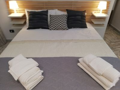 Photo for UP & B Rooms double room with private bathroom on the ground floor
